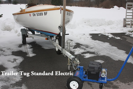 Trailer Tug Standard Electric