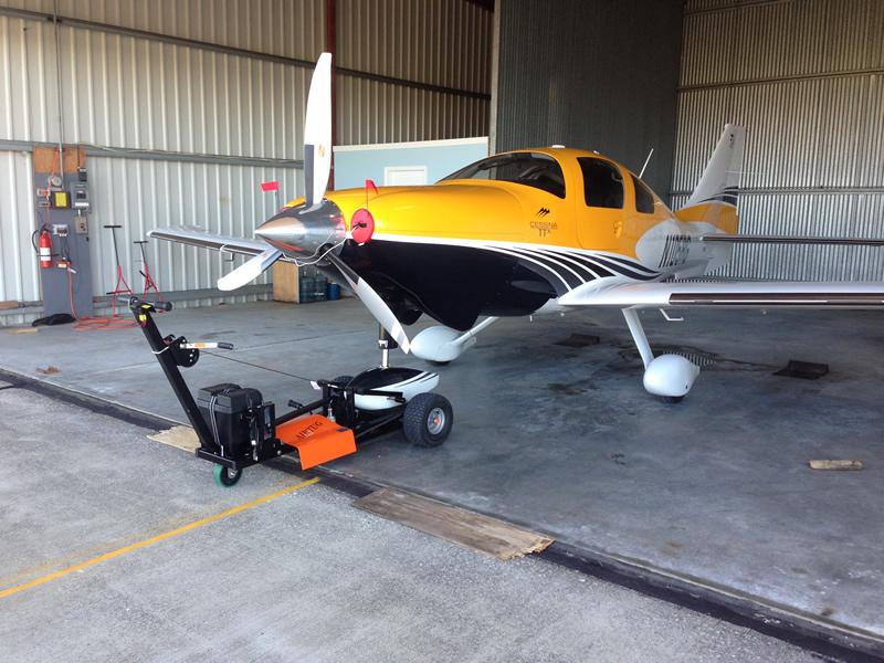 The Nfe 4 Aircraft Tug Airtug 174