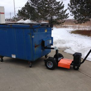 Airtug 5000lb Gas Dumpster Mover