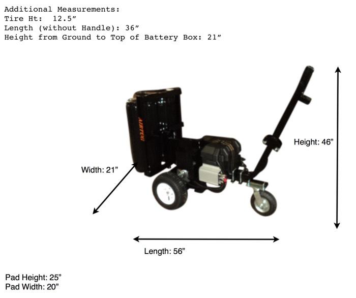 car-pusher-dimensions