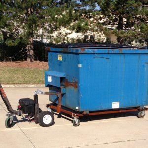 Airtug Standard Dumpster Mover